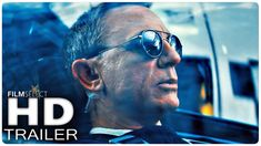 Watch Official Trailer of James Bond 007 No time to die super bowl here. Also the release date and cast of James Bond 007 no time to die here. Latest Movie Trailers, Latest Movies, New Movies, Funny Movies, Upcoming Movies 2020, 2020 Movies, Hollywood Trailer, Daniel Craig James Bond, Z Cam