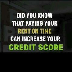 Professionals think that up to of your credit rating is based upon your paying of bills on time, so this easy action is one of the most convenient ways to improve your credit rating. Building Credit Score, Boost Credit Score, Check Your Credit Score, Ways To Build Credit, Credit Card Hacks, Credit Cards, Rebuilding Credit, Success Principles, Scores