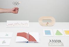 ECAL - EVENEMENTS - AUTRES - Objets-souvenirs pour le Musée Olympique