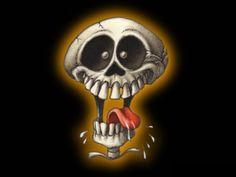 skulls funny