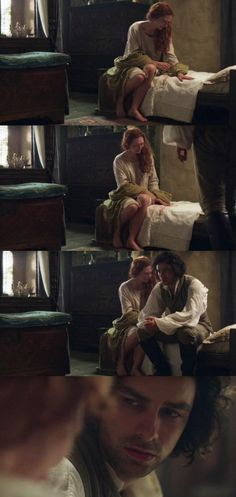 Poldark S01E08 - Ross & Demelza