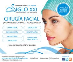 Todas las cirugías facial que pueden cambiar tu vida