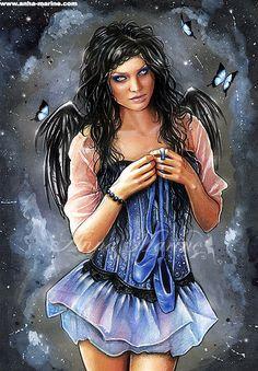 Women art fairy fantasy