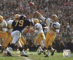 Bart Starr 1962 Action Sports Photo (10 x 8)