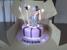 Justin Bieber Cake Justin Bieber Cake, 3d Cakes, Homemade, Desserts, Food, Tailgate Desserts, Deserts, Home Made, Essen