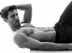 Inteview With Pedro Soltz, Brazilian Model (photo from Pedro's book)