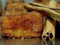 Receta: Leche Frita clásica - Dulce típico de semana santa - Video tutorial (Paso a paso)
