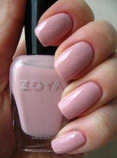 Zoya- Portia - love this pink!