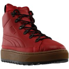 01cfef5fa4619b Puma The Ren Boot Waterproof Boots- Red- Mens  Puma  Lifestyle  Outdoor