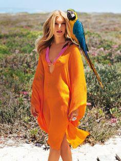 Sommerkleid - Kimonoärmel 119B 062011 B