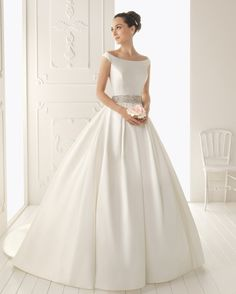 Aire Barcelona Wedding Gowns