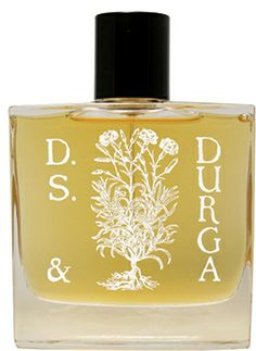 Freetrapper by D.S. & Durga. Sharp peppery notes, cedar, bergamot. I love this fragrance. It's pungent and distinctive. A single spray will last all day.