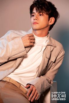 Wanna One Ong Seongwoo l Special Album 1÷x=1 UNDIVIDED Photoshoot