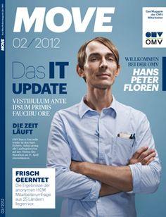 This Guy's Magazine Style Resume Got Him An Internship At