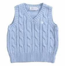 Resultado de imagen para chalecos tejidos para niños paso a paso