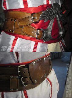 DIY Assassins Creed 2- Ezio's belt