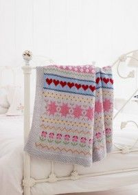 Fair Isle & Nordic Knits by Nicki Trench