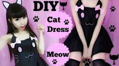 Yumi King - cat dress
