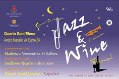 7th EDITION SARDINIA JAZZ