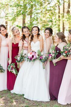 ec6d7dd569c 94 Amazing Mismatched Bridesmaid Dress Ideas images
