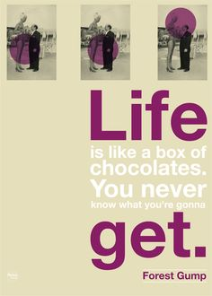 Quotes About Life Is Like a Box of Chocolates Tarot kartenlegen online gratis | www.onlinetarotkartenlegen.de/