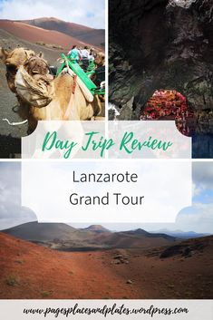 Lanzarote is a beautiful island filled with many wonderful excursions - here's one of the best ways to experience loads of them at the same time. Best Places To Travel, Cool Places To Visit, Places To Go, Amazing Destinations, Travel Destinations, Coach Tours, Family Holiday Destinations, Travel Reviews, Going On Holiday