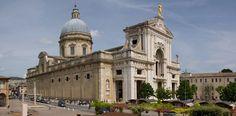 Basilica di Santa Maria degli Angeli - Assisi