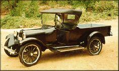 1925 Dodge Brothers pickup - I saw one in Eastern WA in 1970. Cool rare truck.