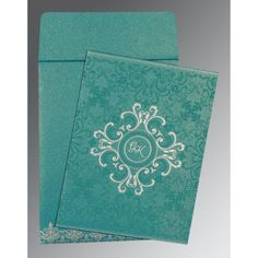 Blue Shimmer paper #HinduWeddingCards #WeddingInvitation #Wedding #OnlineWeddingCards