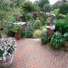 красивый и необычный сад, красивый сад, необычный сад, идеи для дачного участка, фото красивых дач садиков