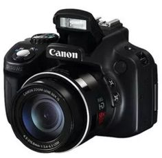 Camera Canon PowerShot SX50 HS Specifications and Price Update