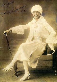 Sweet 16, Josephine Baker Portrait, 1923