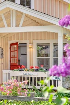 LOVE THIS TINY HOME... Kvale Hytte Cottage at Conover Commons Pocket Community 003