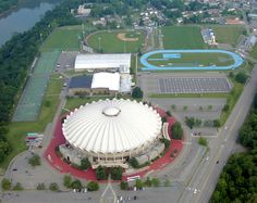 WVU Basketball Coliseum