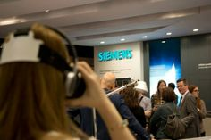 IMMERSIVE VR EXPERIENCE @ STAND SIEMENS _ EUROCUCINA 2016 3AXIS project by AXIS communications #vr #VirtualReality #axiscommunications #3d #3axis #siemens #Eurocucina #cardboard #mdw16