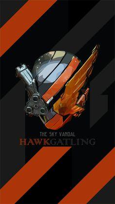 Kamen Rider Build HawkGatling by Abeka