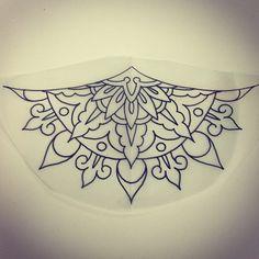under breast tattoo tribal - Pesquisa Google