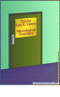 ColdCuts Cartoons Doctor of Neurological Disorders