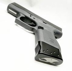 Glock 43 Magazine extensions or base plate. Amazing from Barracuda Tactical http://www.gunnersalley.com/glock-43-holster/