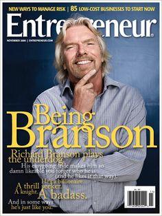 Richard Branson #entrepreneur