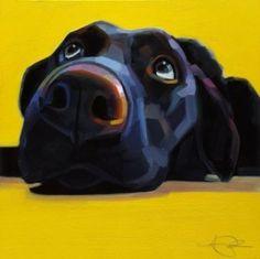 Cristall Harper :: Astoria Fine Art Gallery in Jackson Hole Cristall Harper :: Astoria Kunstgalerie in Jackson Hole Painting Inspiration, Art Inspo, Photo Images, Guache, Arte Pop, Dog Portraits, Jackson Hole, Fine Art Gallery, Animal Paintings