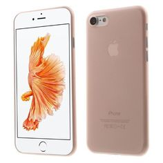 Coque Ultra Fine Rose pour iPhone 7