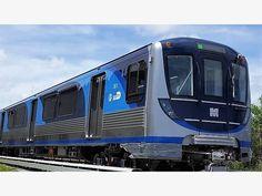 New Metrorail Train To Hit Rails