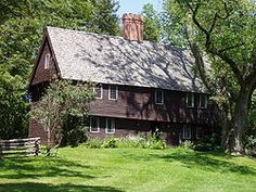 The Parson Capen House is a historic house in Topsfield, Massachusetts that was built in the late 17th century. It has drawn attention as an example of early colonial architecture and due to its well preserved condition compared to other houses built at that time.