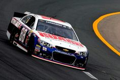 Dale Earnhardt Jr.- Camping World RV sales 301 at New Hampshire Finished 14th