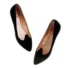 Элегантная обувь без каблука - Создай свой стиль