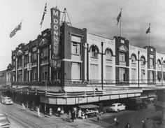 McDonnell & East Department Store,Brisbane in Queensland in  1950. State Library of Queensland.