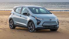 The electric Chevrolet Bolt EUV is a big(ger) deal | Fox News Chevrolet Colorado Z71, Chevrolet Cruze, Electric Bolt, Electric Utility, Electric Cars, Jeep Commander, Chevrolet Equinox, Ford Ranger, General Motors