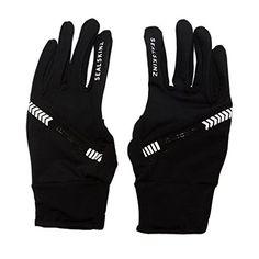 Sealskinz Halo Running Gloves