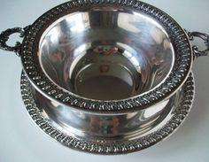 5@comcast.netVintage Wilcox Co Silver Gravy Bowl and by LaCheriMaison on Etsy, $50.00